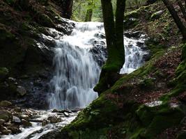 Silky waterfall by somethingunuasul