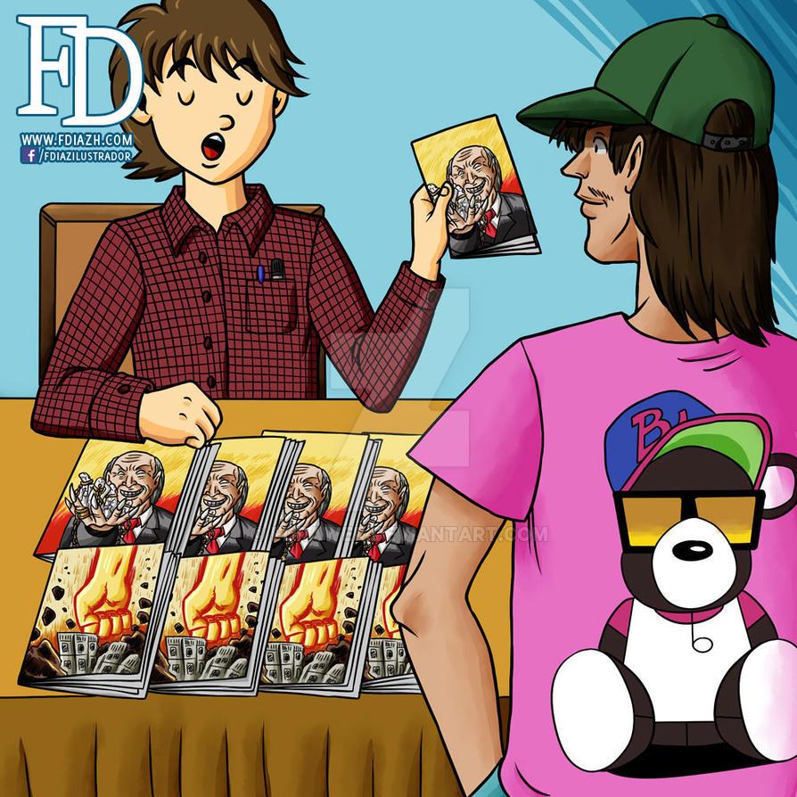 Fanzines by fdrawer