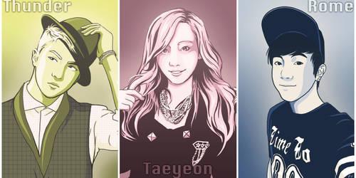 Korean Singers