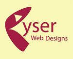 New Logo - pyser web designs
