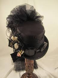 Steampunk Hat II by ElectricRoseShade