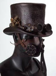 Steampunk Hat IV