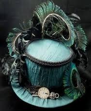 Steampunk Hat V by ElectricRoseShade