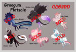 CS - Groogum Flatsale - CLOSED