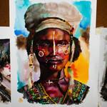 Wtercolor Portrait