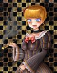 Beatrice - Umineko Fanart by LumiaRose