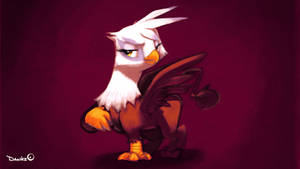 MLP:FiM- Gilda by Dawkz
