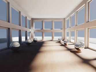 Wide White Windows HD by thesuper