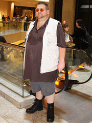 Walter DragonCon 2013 by thesuper