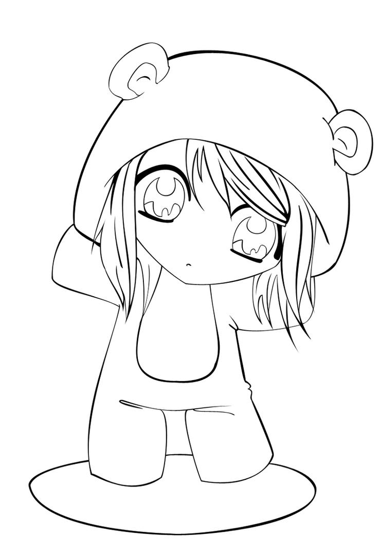 Line Drawing Artist Research : Panda lineart by kireyanna on deviantart