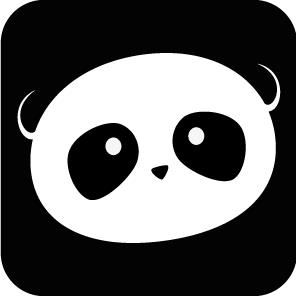 Panda Logo by Kireyanna on DeviantArt