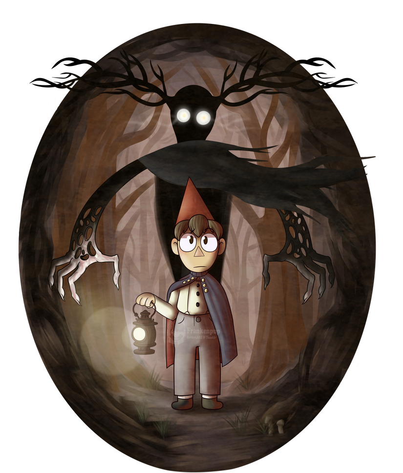 Over The Garden Wall by FrankenPup