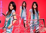 Selena Gomez blend
