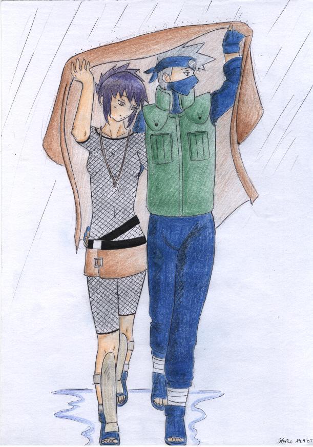 Romantic moment by HaruAnko