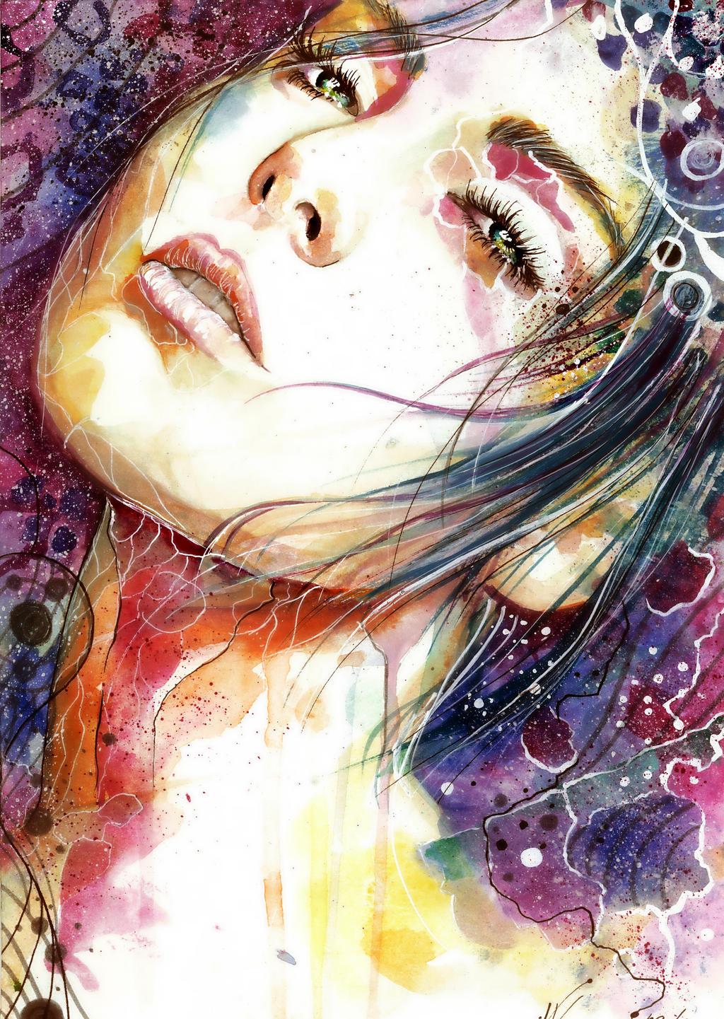 Starry Night by weroni