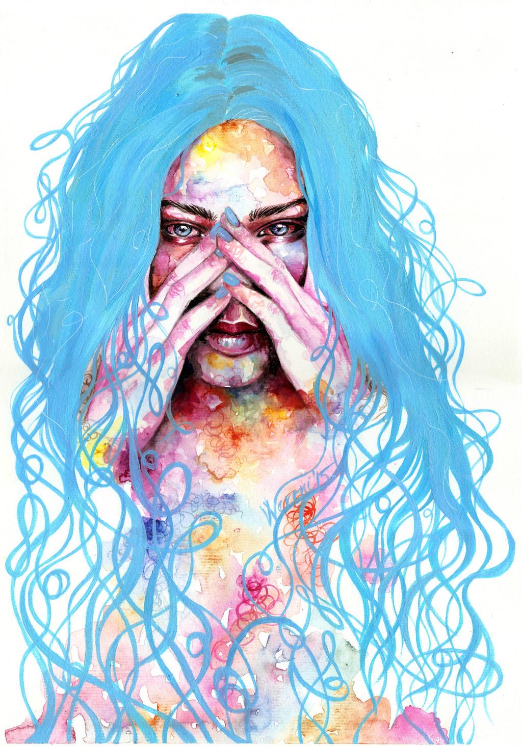 My True Colors by weroni