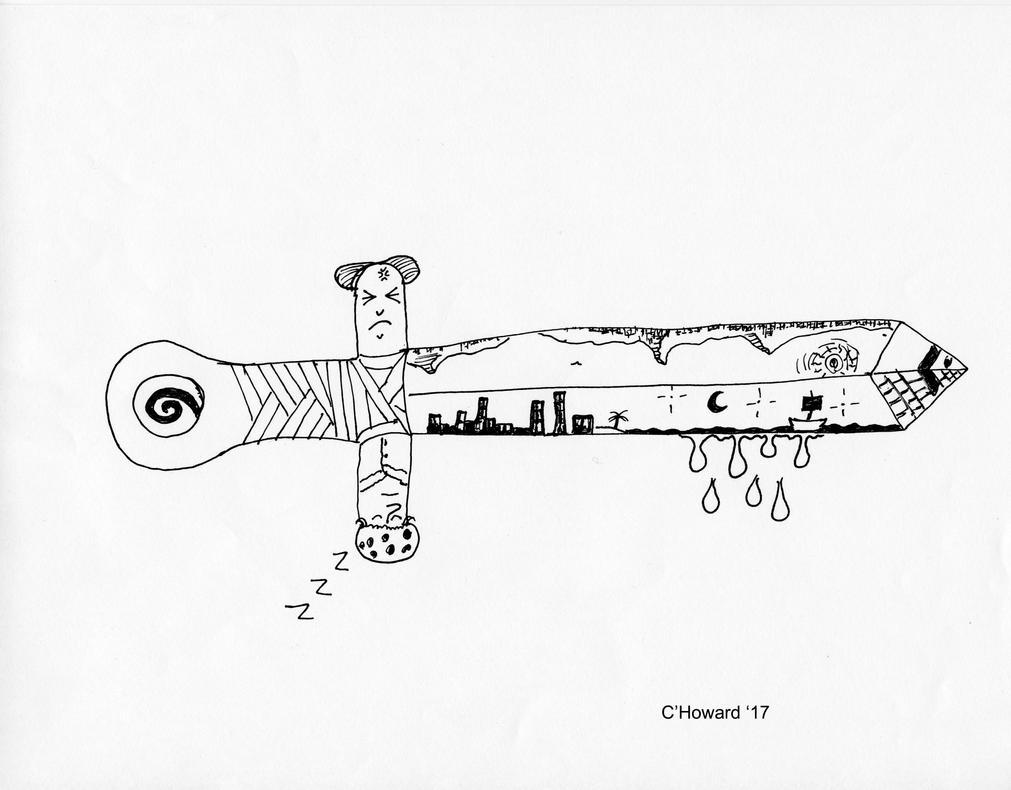 SwordRift by chowardartist