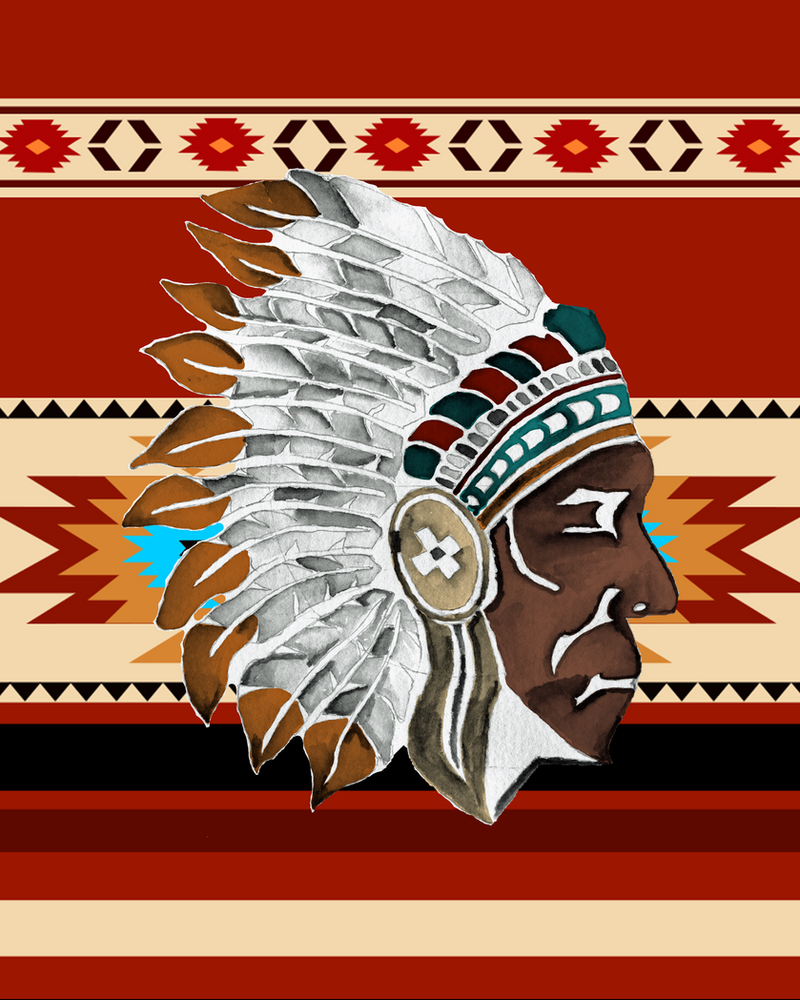 Chief Head by chowardartist