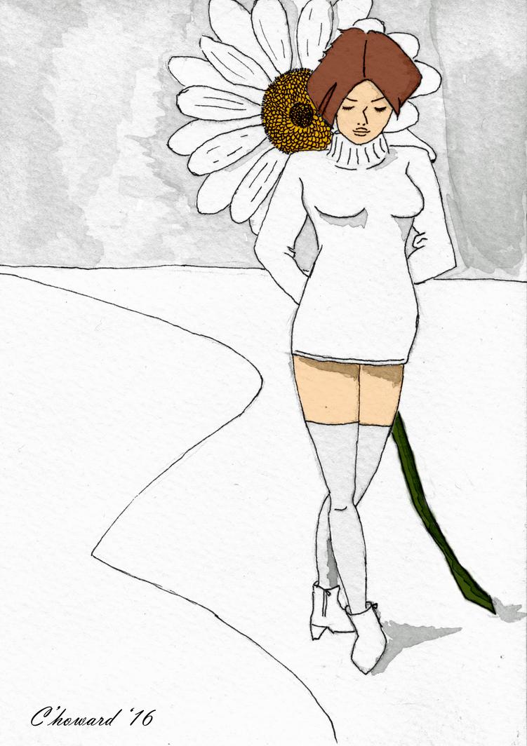 Daisy by chowardartist