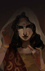 Sari by Dzeth