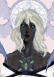Wind Mother by Dzeth