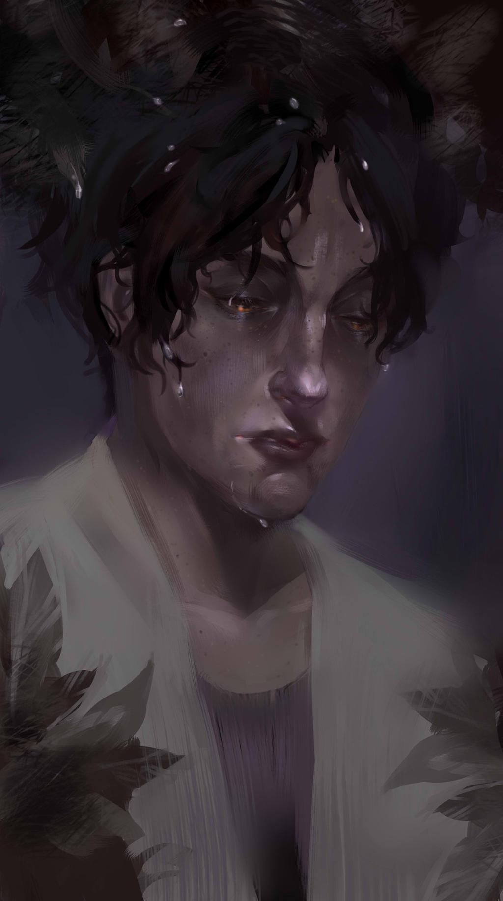 Dark dew by Dzeth