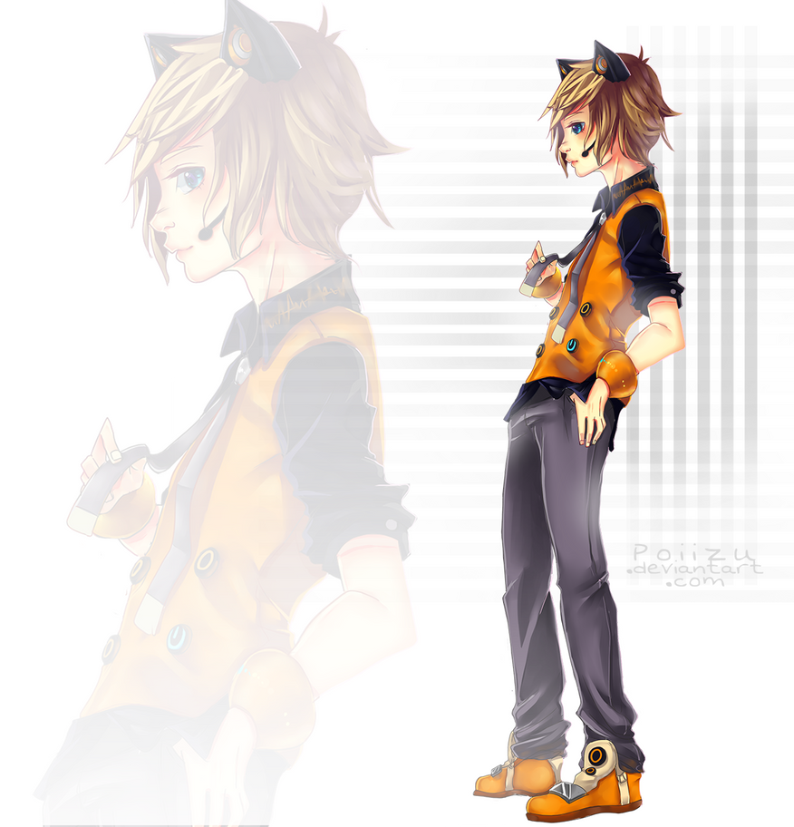 SeeU Male Ver. With SONG by Poiizu on deviantART