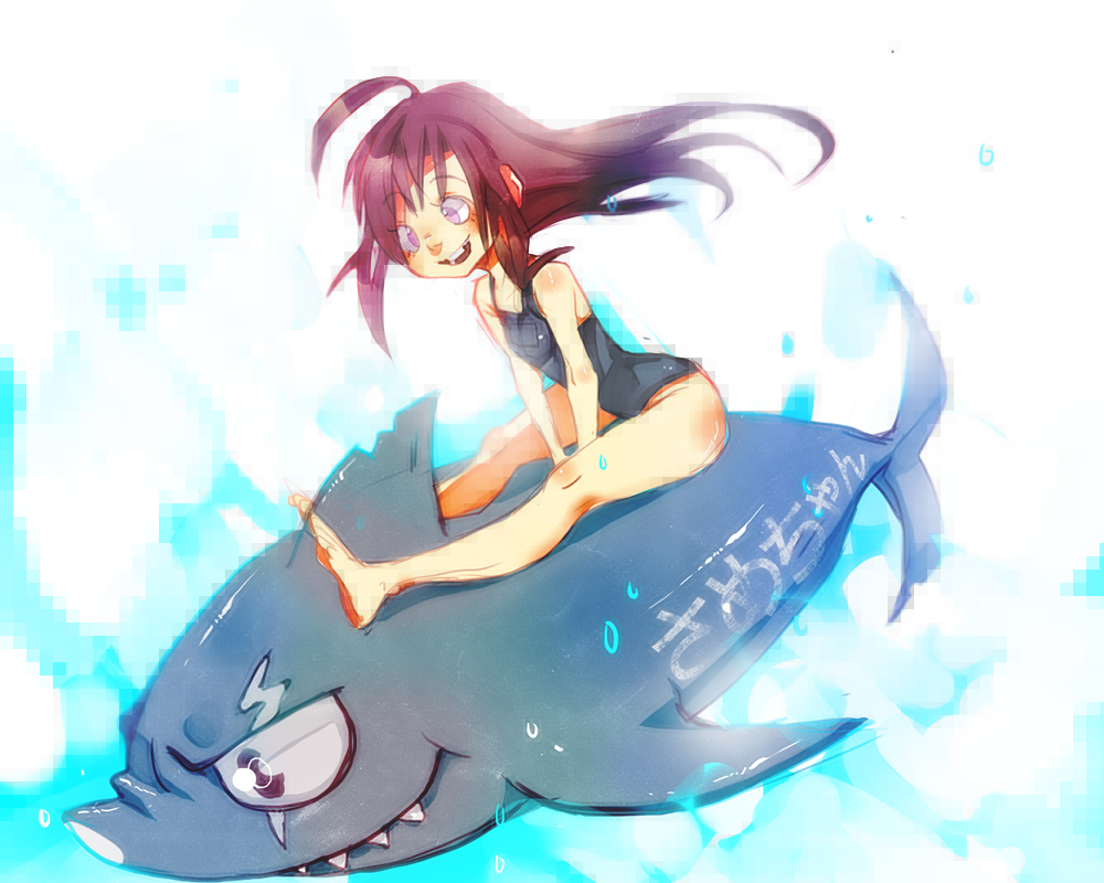 Shark-chan by Poiizu