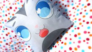 Kitty Pillow!