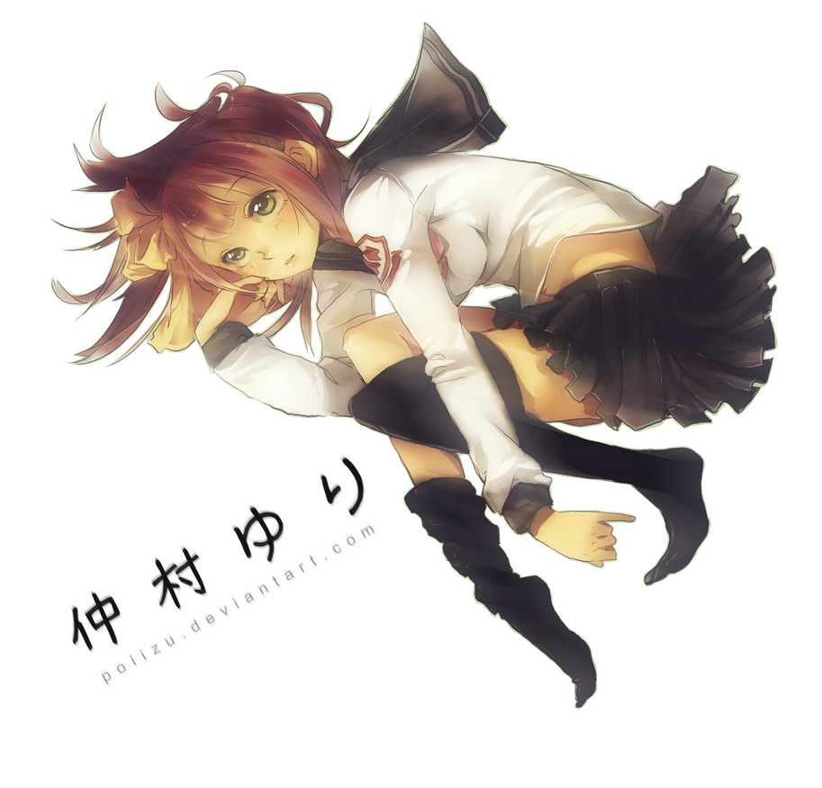 Yuri Nakamura - Angel beats by Poiizu