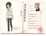 MH App - Nagao Minoru