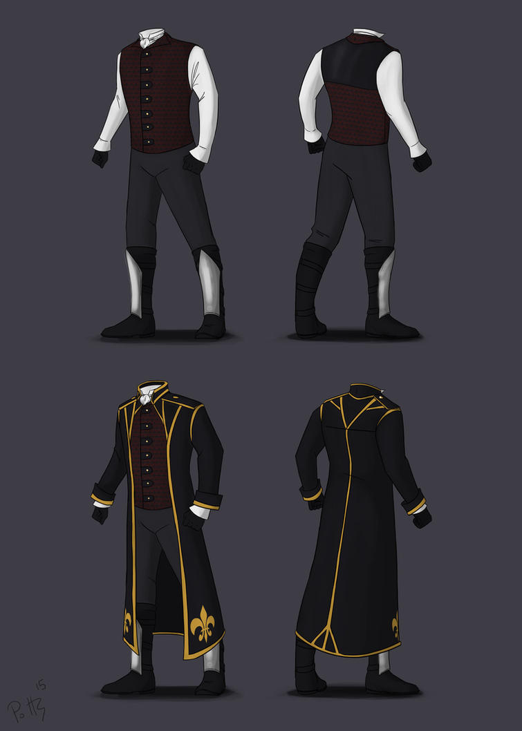 The Order 1886 outfit 2 by Assassin-or-Shadow