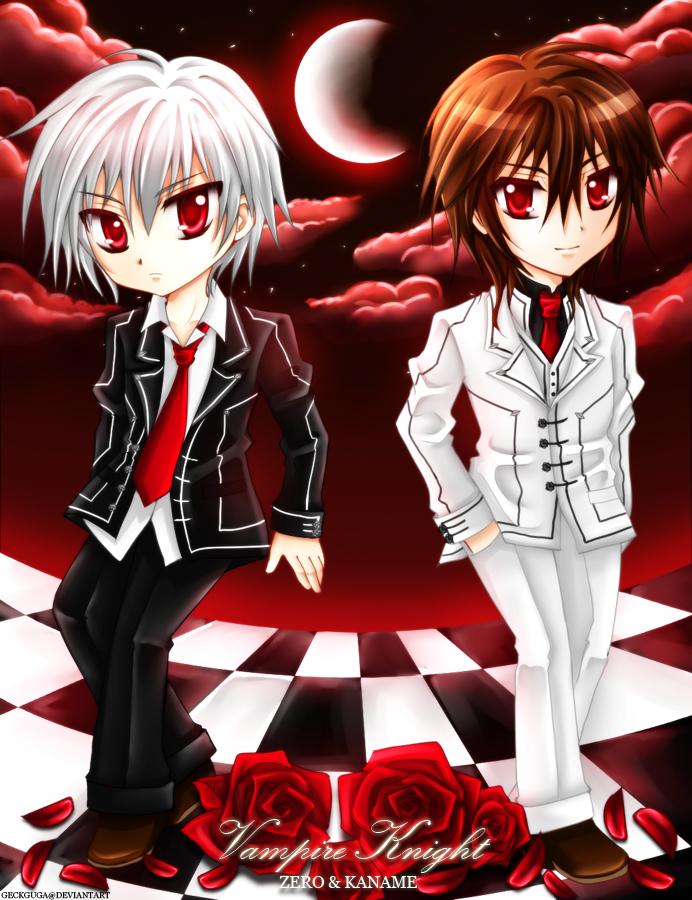 Vampire Knight  Manga série  Manga news