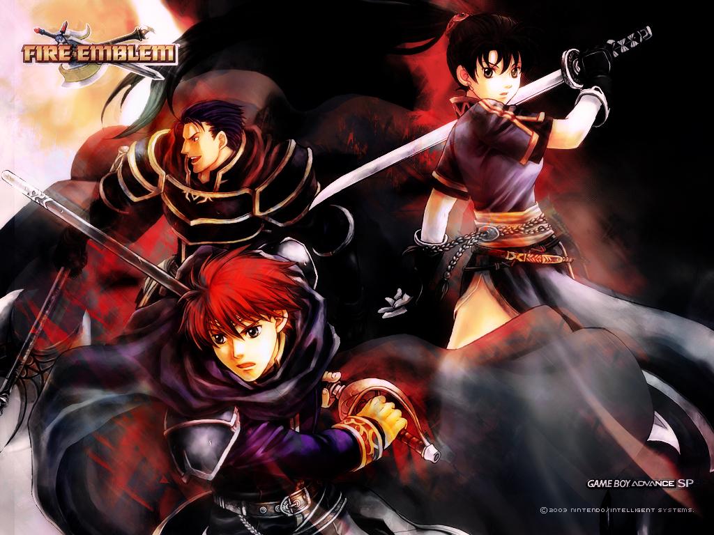 Fire Emblem Desktop Wallpaper: Fire Emblem 7 Wallpaper By DoomDragon103 On DeviantArt