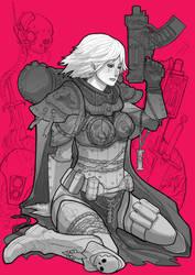 Sister of Battle by DeadXCross