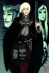 Exalted - Arkanian by DeadXCross