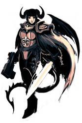 Devil Sororitas