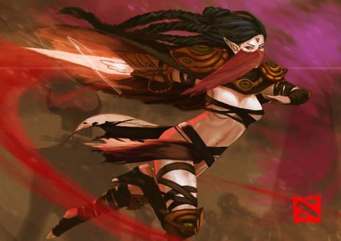 Dark Templar Assassin
