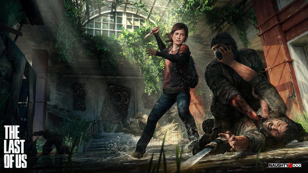 Ellie Joel 2 by DeadXCross