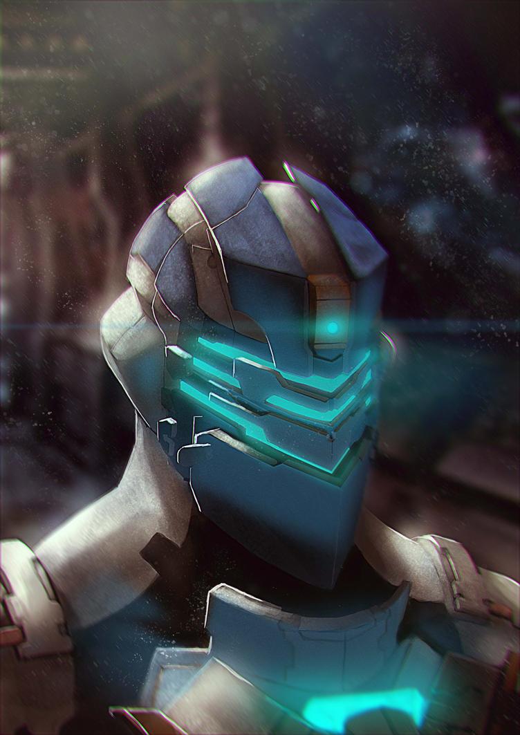 Dead Space 2 - Isaac Clark by DeadXCross
