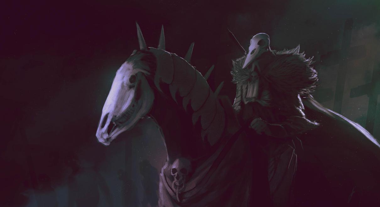 Necro Knight by DeadXCross