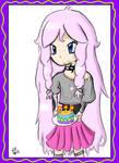 IA and a happy birthday cake