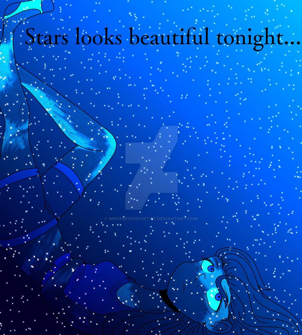 Star Child by MischievousArtist