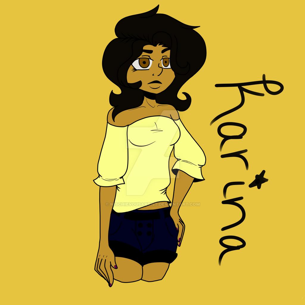 Karina by MischievousArtist