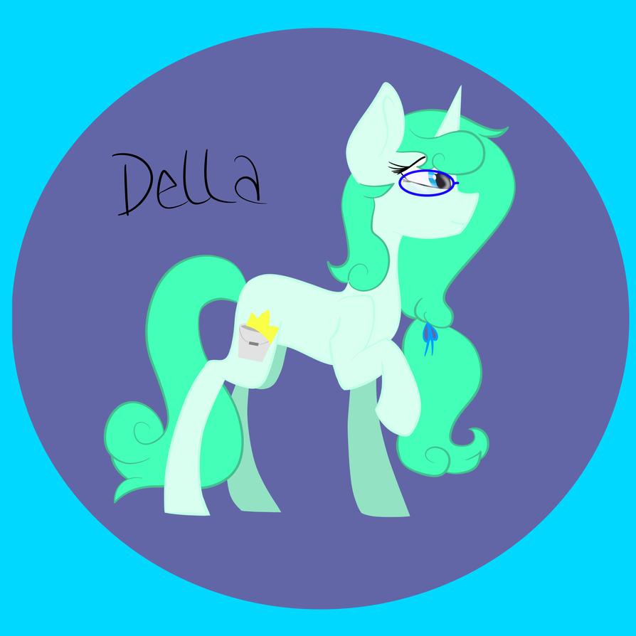 Della by MischievousArtist