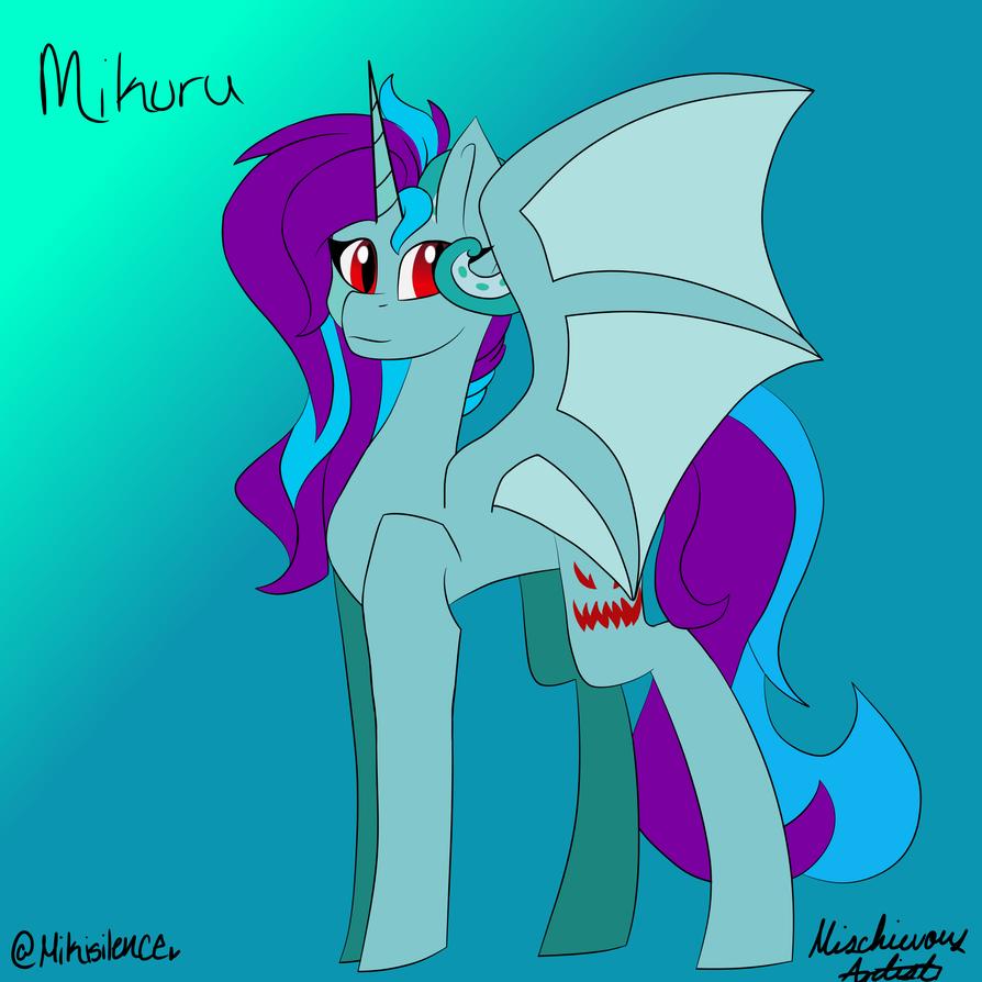 Mikuru by MischievousArtist