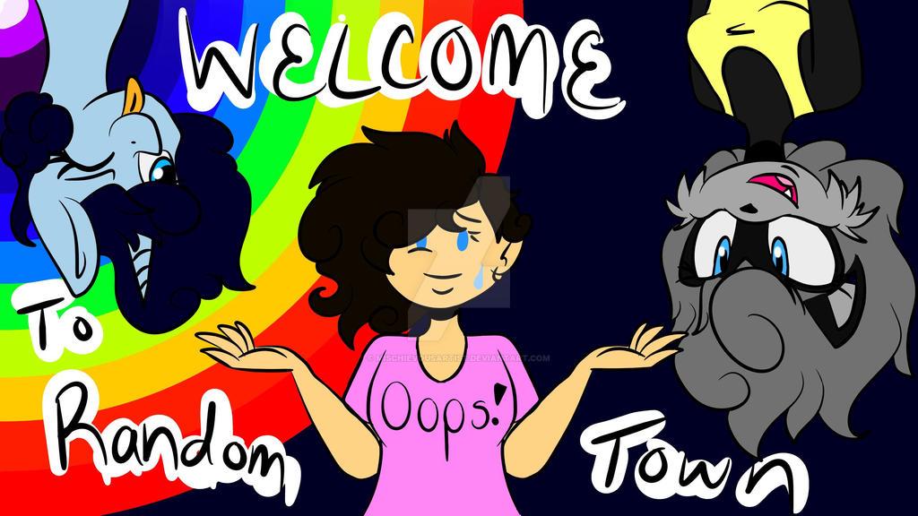 My YouTube banner by MischievousArtist