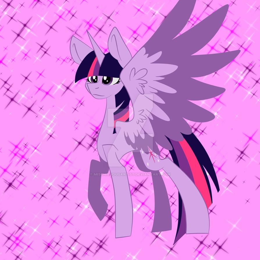 Sparkle Princess by MischievousArtist