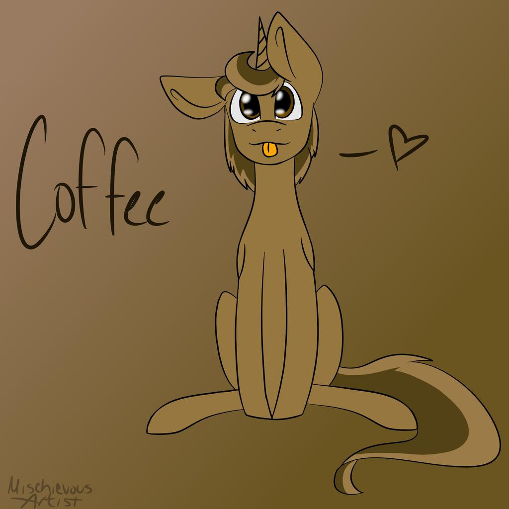 Taur's Coffee Pone by MischievousArtist