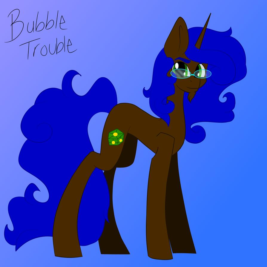 Bubble Trouble by MischievousArtist